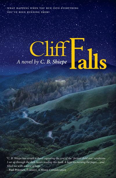 Cliff Falls – A novel by C B  Shiepe